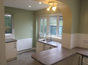 New kitchen fitted by MMHS contractors Carne of Bolton (http://www.carne.uk.com)