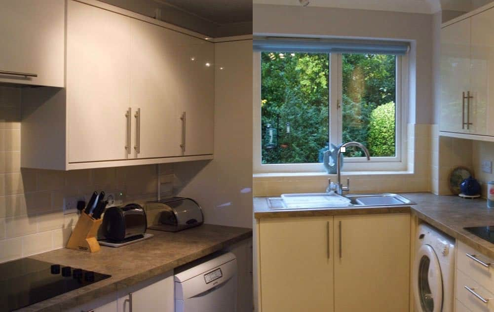 How to cope with a kitchen refit - Methodist Ministers\' Housing Society